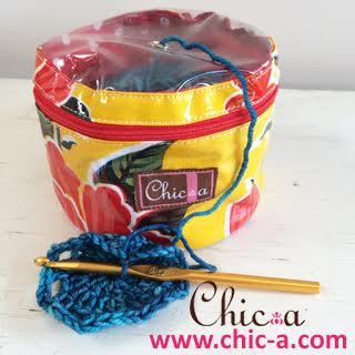Chic-a Yarn and Wine ad
