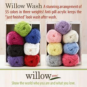 Willow Yarn and Wine ad