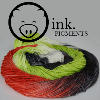 Oink Pigments Yarn and Wine ad