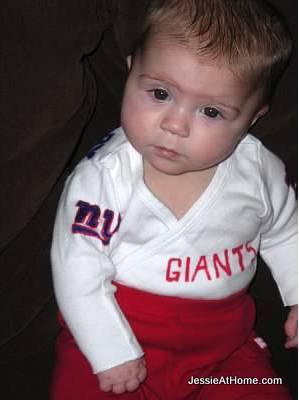 Giants-Baby