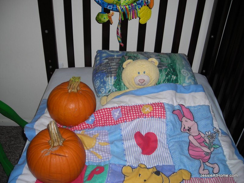 pumpkin-bed-time