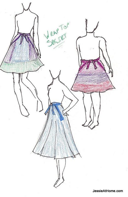 Wrap-skirt-sketch