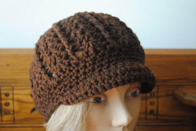 Newsboy-Hat by Lorene-of-Cre8tion-Crochet