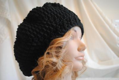 Miranda-Slouch-Hat by Cre8tion-Crochet