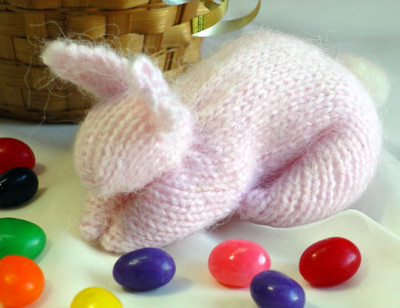 knitted-bunny