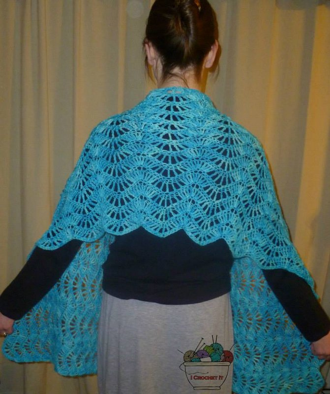 Free Knitting Patterns For Sock Weight Yarn : Extended Ripple ~ Free Crochet Pattern Jessie At Home