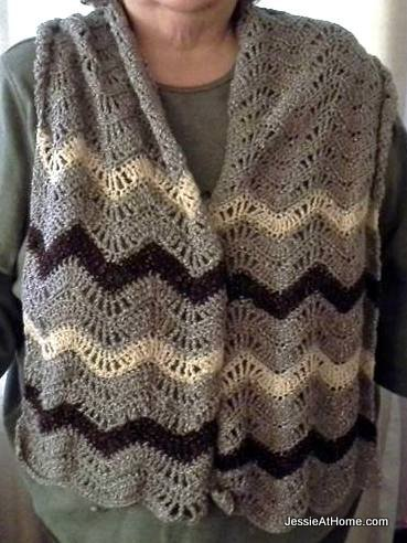 Extended-Ripple-Free-Crochet-Pattern-Worsted-Weight