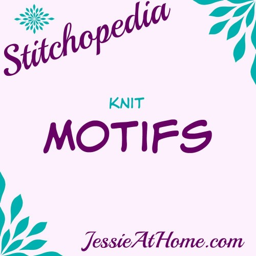 450 Stitchopedia Knit Motifs