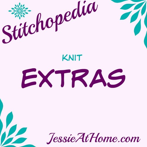 Stitchopedia Knit Extras