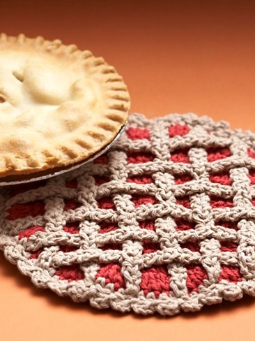 Cherry Pie Hot Pad