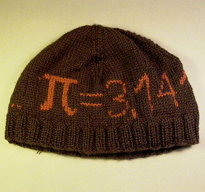 Math Geek Hat