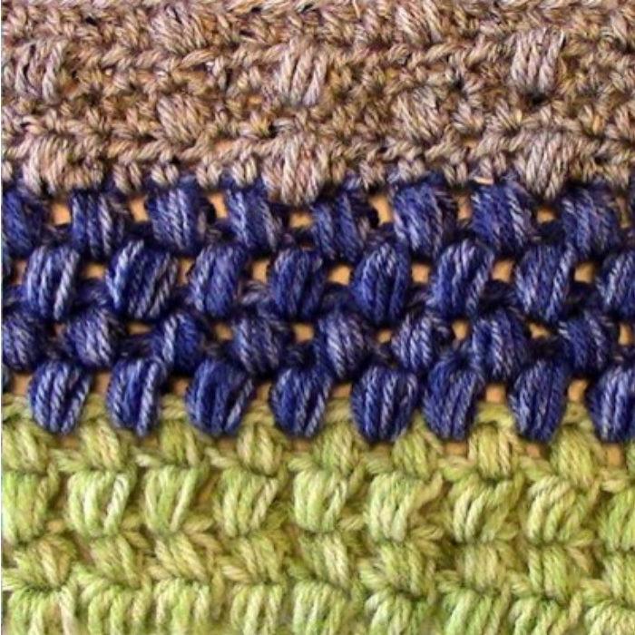 Stitchopedia-Puff-Stitch-Jessie-At-Home - Pin