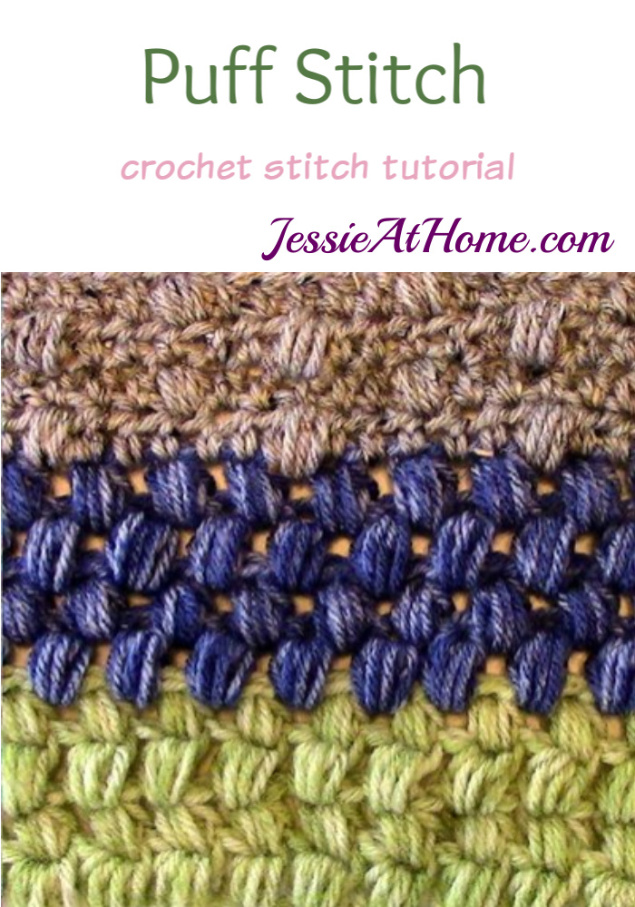 Stitchopedia-Puff-Stitch-Jessie-At-Home - Pin
