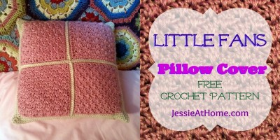 Free-Crochet-Pattern-Little-Fans-Pillow-Cover