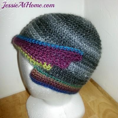 Free Crochet Pattern Square Hat : Flight Hat ~ Free Crochet Pattern Jessie At Home
