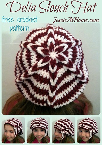 Delia Slouch Hat
