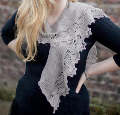 Pax Shawl Kit #CrochetKit from @beCraftsy