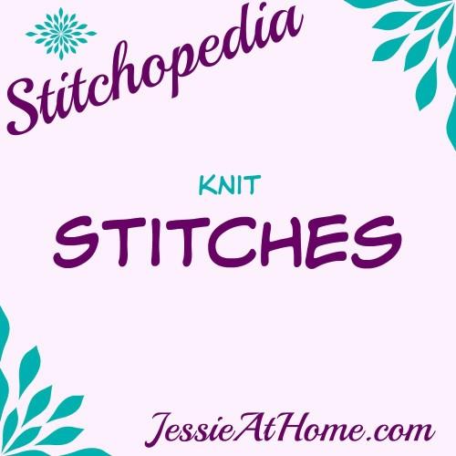 Stitchopedia Knit Stitches