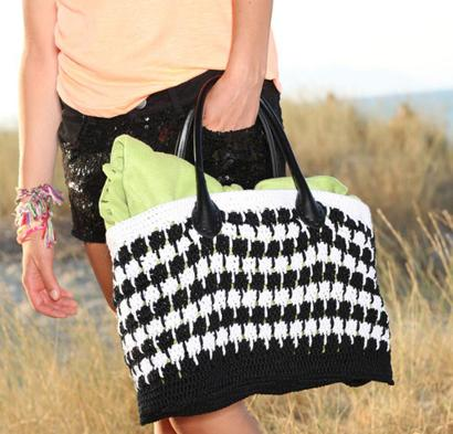 Acapulco Bag Kit #CrochetKit from @beCraftsy
