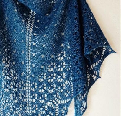 Positive Thoughts #1 Shawl Kit #KnitKit from @beCraftsy