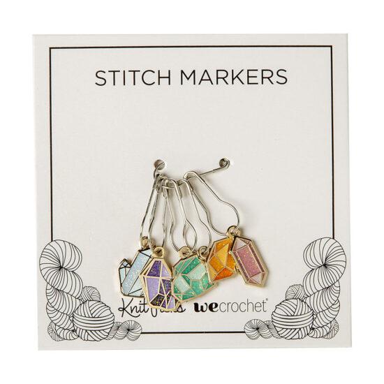 Knit Picks Magic Crystals Stitch Markers