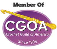 Crochet Guild of America Badge
