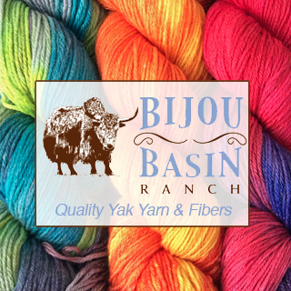 Bijou Bison Ranch Yarn and Wine ad