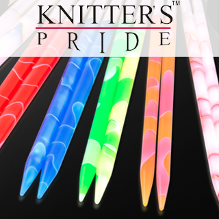 Knitter's Pride Yarn and Wine ad