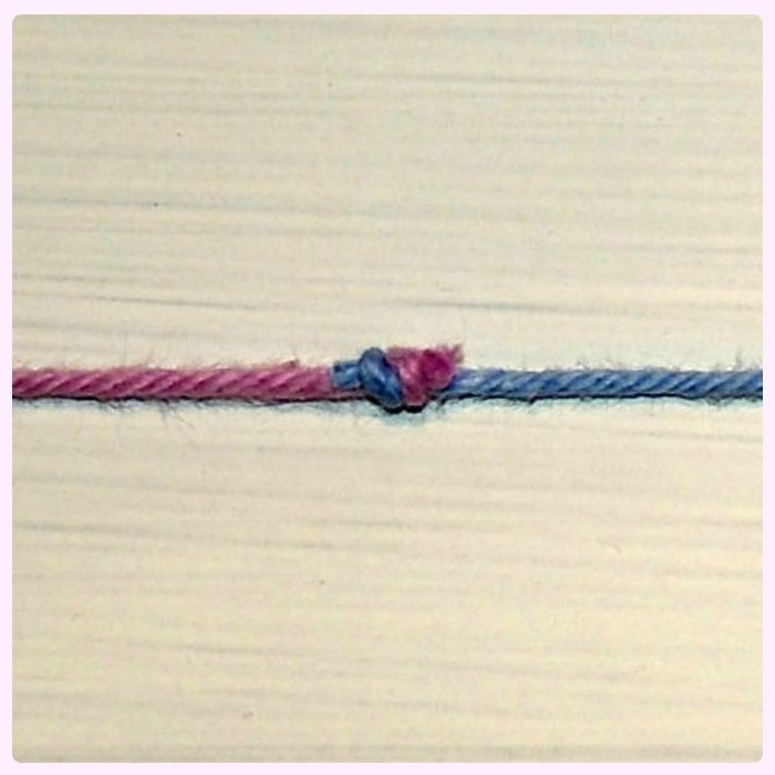 Stitchopedia Magic Knot Join tutorial from Jessie At Home