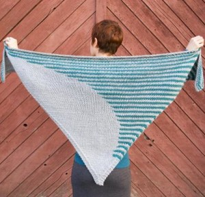 The Mountain and the Moon Shawl Kit #KnitKit from @beCraftsy