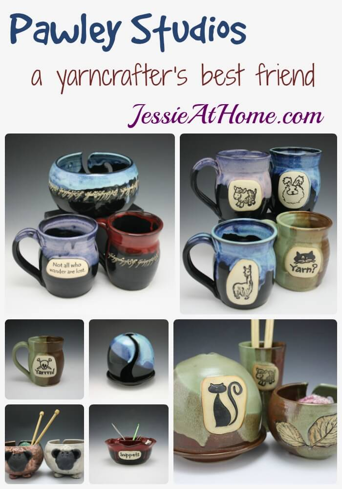 Pawley Studios - a yarncrafter's best friend - Jessie At Home