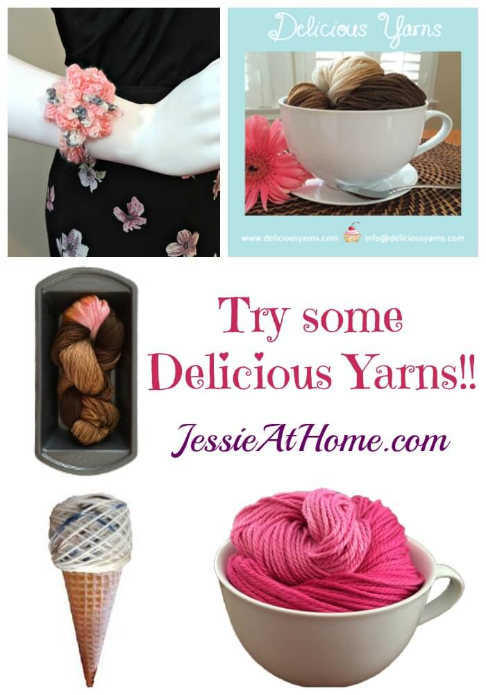 Try Some Delicious Yarns with Jessie At Home