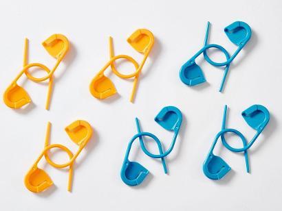 Clover Jumbo Locking Stitch Markers