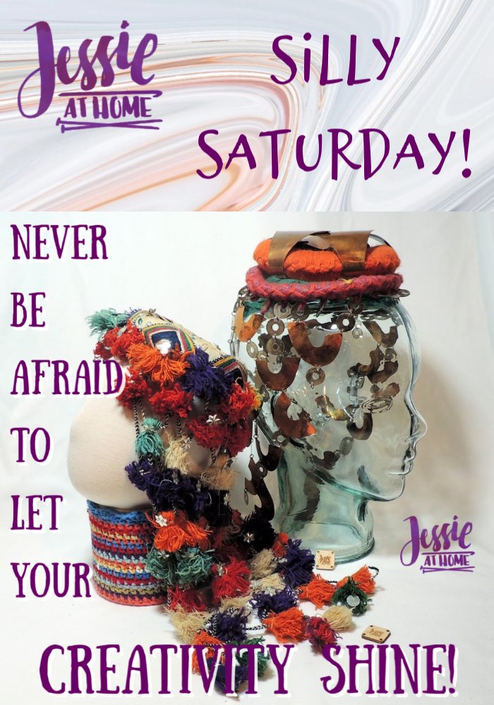 Let Your Creativity Shine - Silly Saturday
