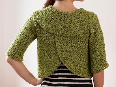 Round-About Cardigan