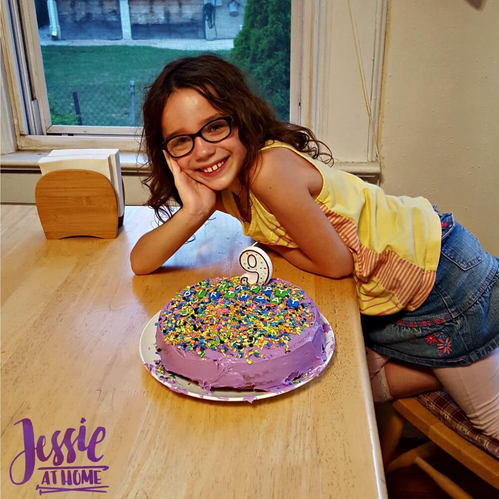 Vada's Cake 2016