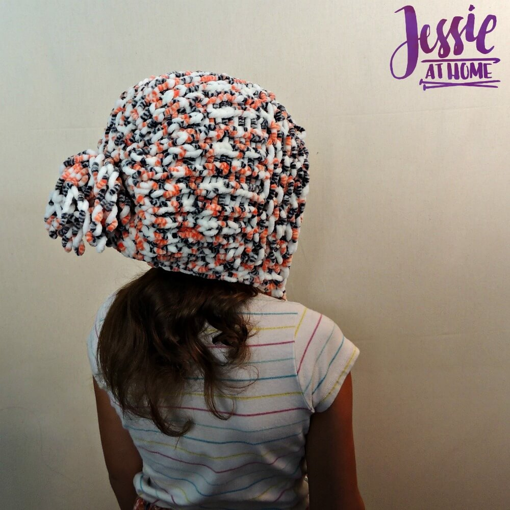 Joyful Warmth Hat - free knit pattern by Jessie At Home - 1