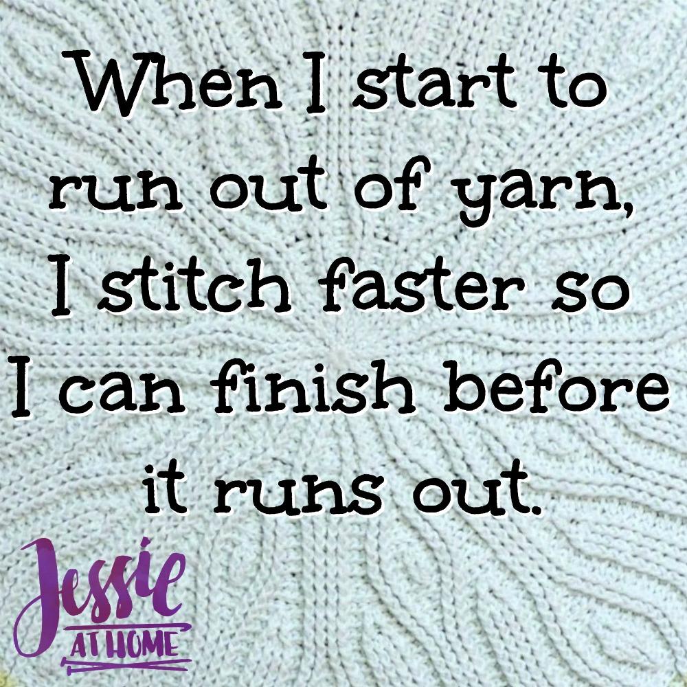 Silly Saturday 2/2/19 - Stitch Faster