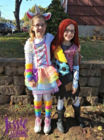 Girls Halloween 2016