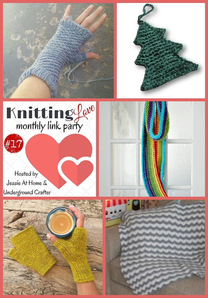 Knitting Love Link Party 17