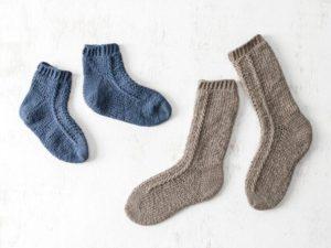 Tilt Socks Craftsy Crochet Kit