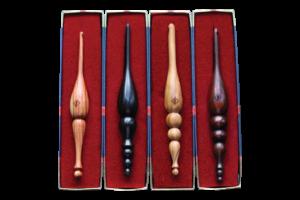furls wooden hooks