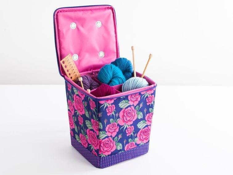 Everything Mary Snap Pocket Organizer Craftsy supplies