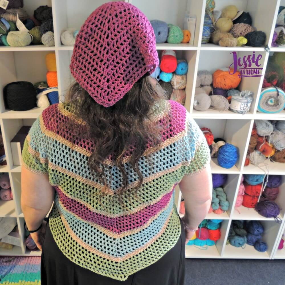 Hexed Crochet Pattern by Jessie At Home - 2