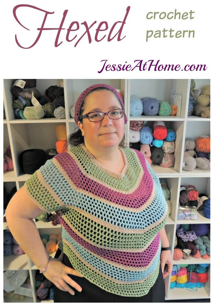 Hexed Crochet Pattern by Jessie At Home
