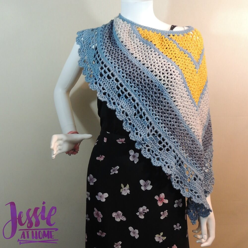 Julia free crochet pattern by Jessie At Home - 3