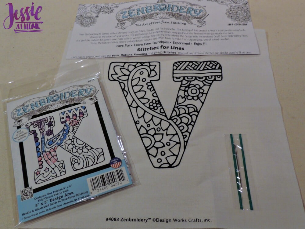 Zenbroidery Kits