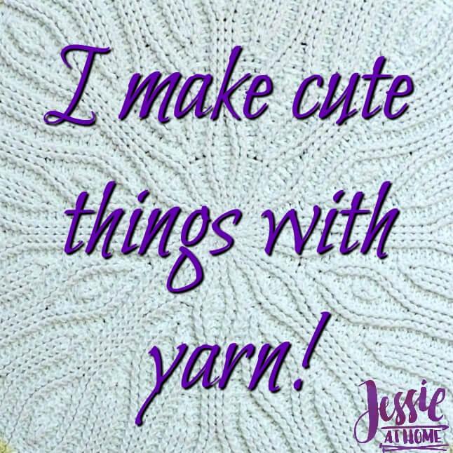 cute yarn