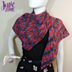 Lisa Wrap free crochet pattern by Jessie At Home - 1