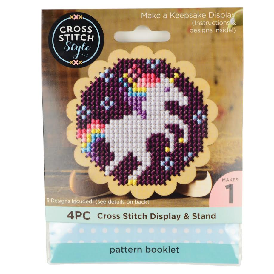 Cross Stitch Style Giveaway prize
